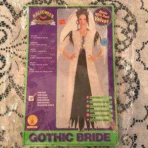 Gothic Bride costume🎃